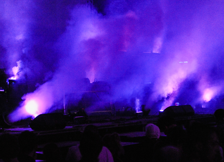 Tim Hecker Hearn Generating Station, Toronto ON, June 11