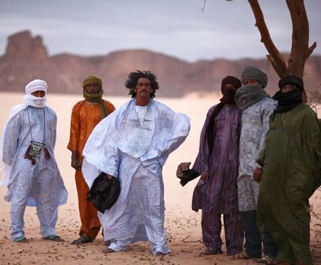Tinariwen Talk the Making of 'Emmaar' and Their Canadian Visa Troubles