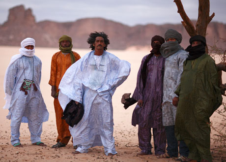 Tinariwen Take It Slow