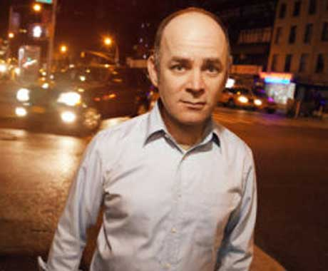 Halifax Pop Explosion: Todd Barry The Seahorse, Halifax NS, October 25