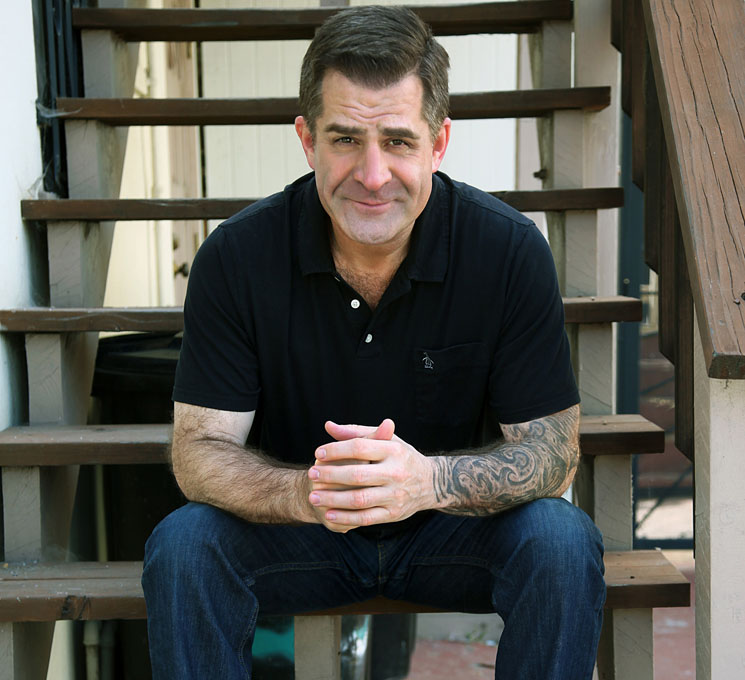 Todd Glass Talks Camping with Zach Galifianakis, 'Saturday Night Live' and Canada's Comedy Rep