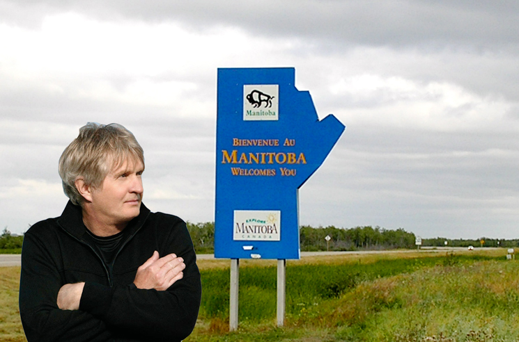Life Is Indeed a Highway: Tom Cochrane Gets Manitoba Road Named After Him