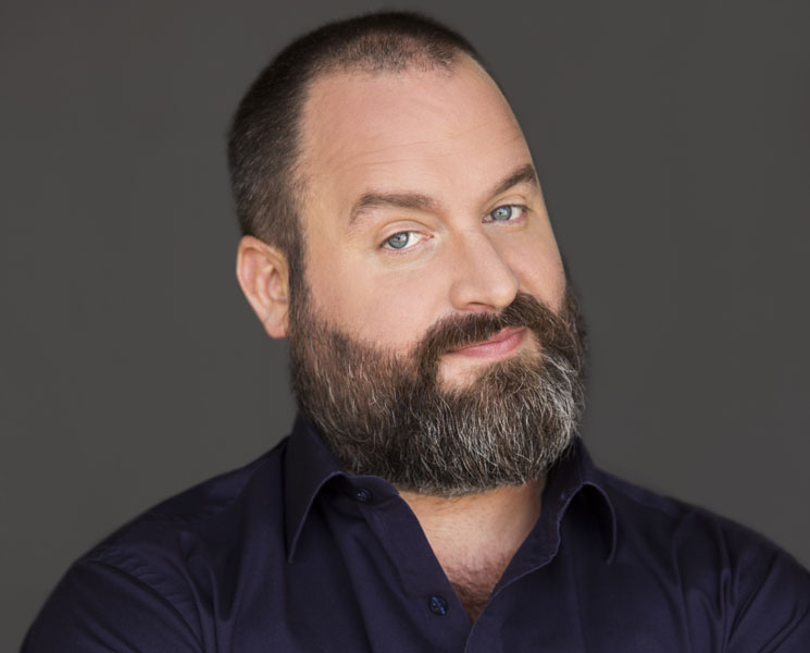 Tom Segura Olympia Theatre, Montreal QC, July 26