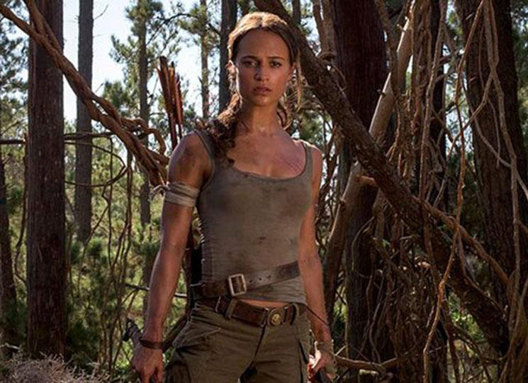 Tomb Raider Directed by Roar Uthaug