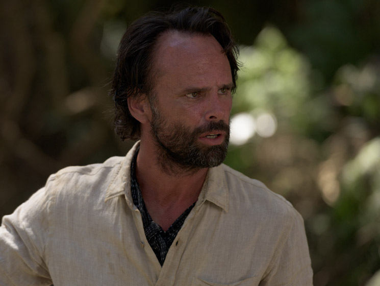 'Tomb Raider' Villain Walton Goggins Gets His Hero Moment