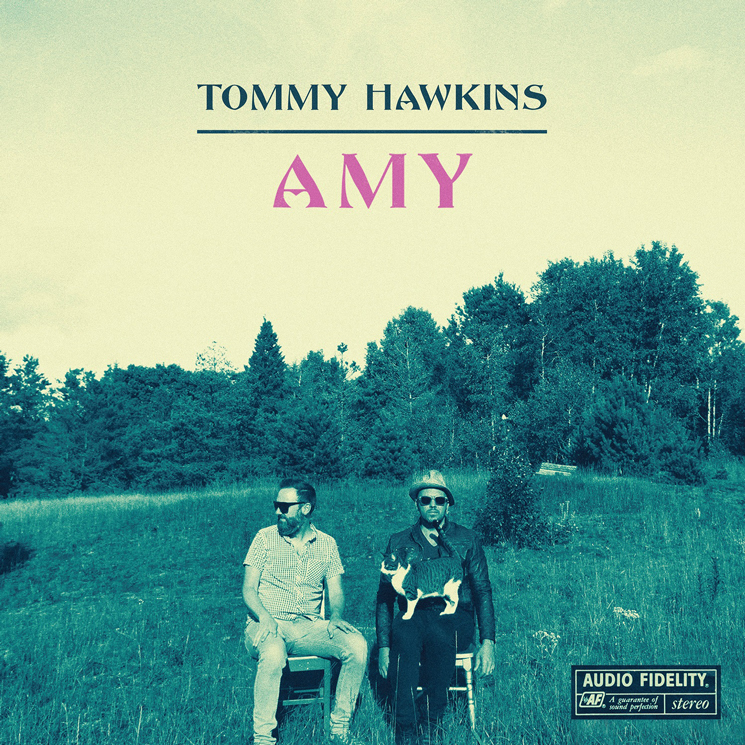Tommy Hawkins Amy