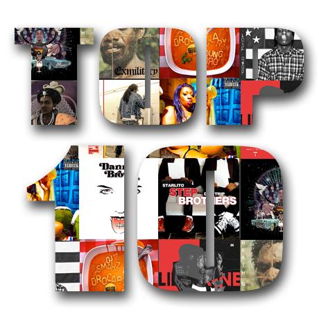 Top 10 Rap Mixtapes of 2011