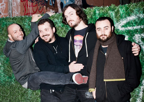 Torche Talk the Un-metal 'Harmonicraft'
