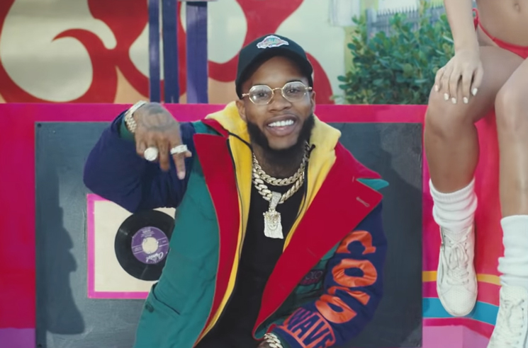 Tory Lanez Arrested on Gun Charge in Hollywood