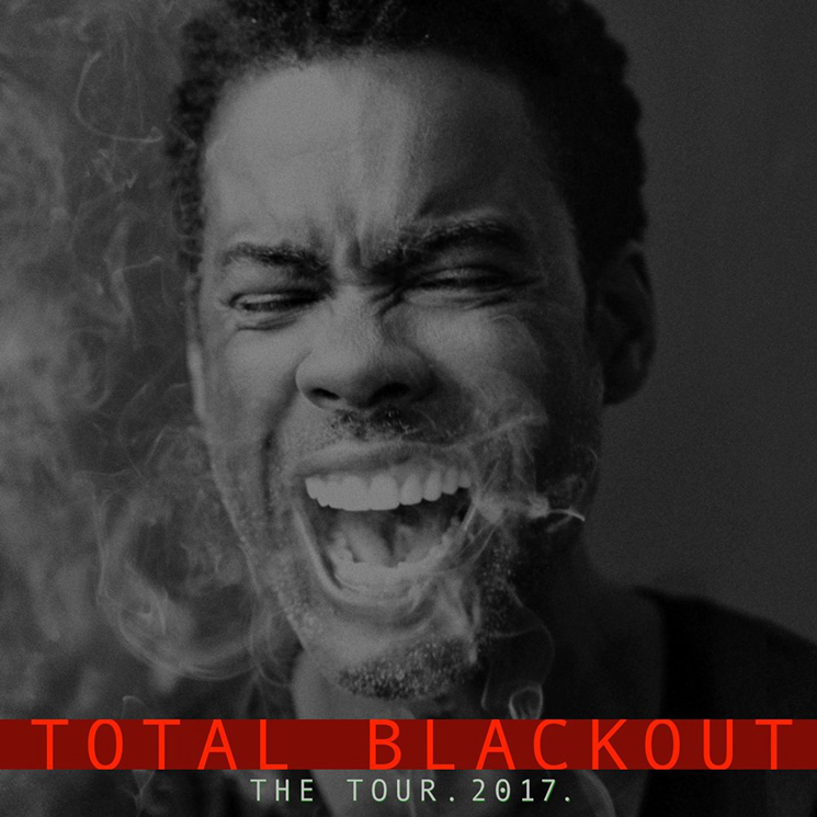 Chris Rock Adds Canadian Dates to 'Total Blackout Tour'