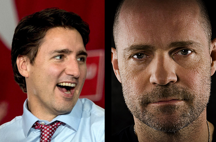 Justin Trudeau to Attend the Tragically Hip's Kingston Show