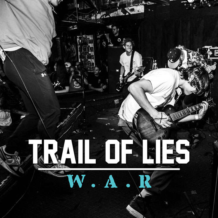 Trail of Lies W.A.R.
