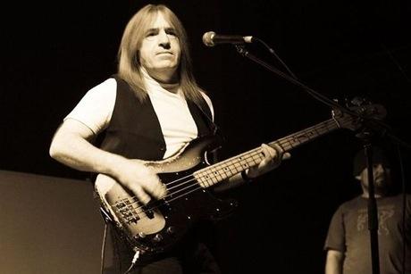 R.I.P. David Bowie/Uriah Heep Bassist Trevor Bolder