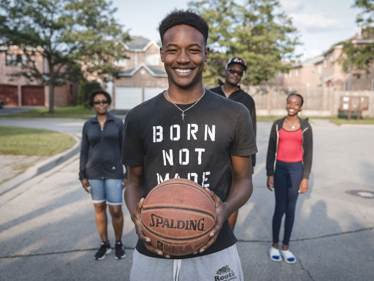 'True North' Doc Chronicles Rise of Toronto Basketball Raptor Stoudamire and Rapper Kardinal Contribute to Youth-Focused Series