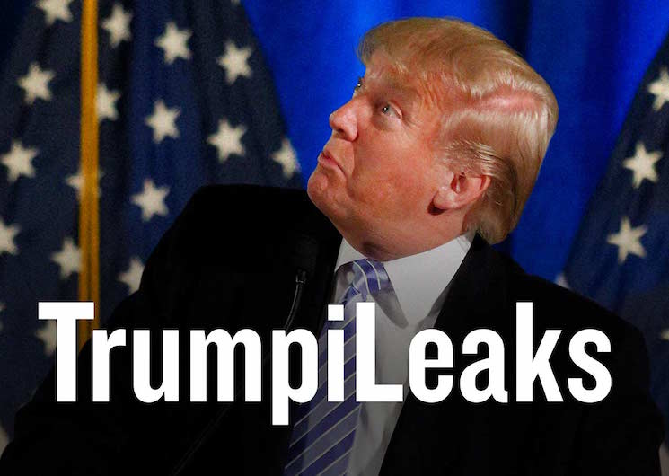 Michael Moore Invites Whistleblowers to Expose the President on His New Website 'TrumpiLeaks'