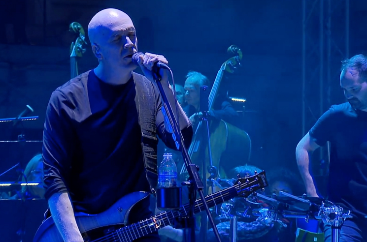 "Devin Townsend ""Truth"" (live video)"