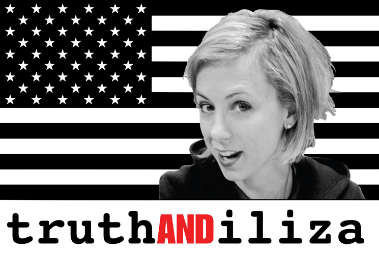Truth and Iliza Podcast with Russell Howard Hyatt Hotel Ovation Room, Montreal QC, July 30