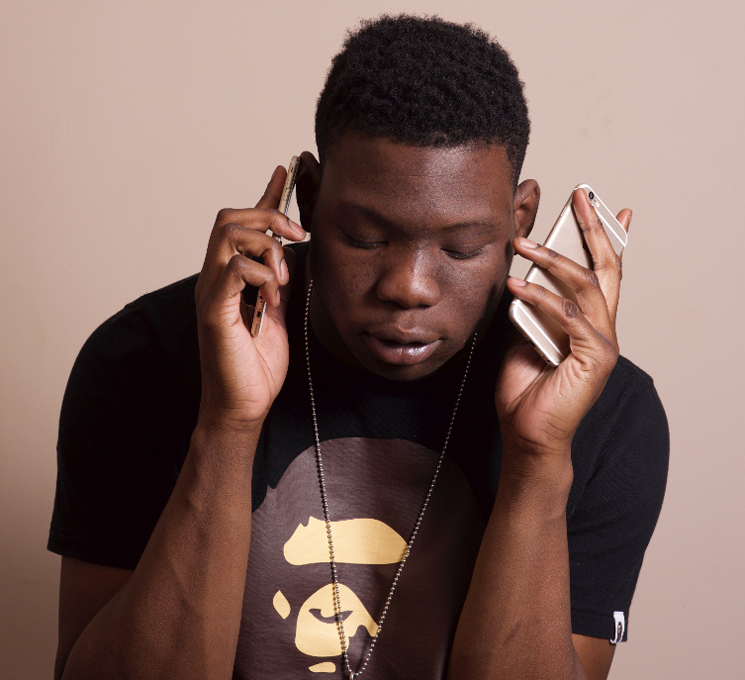 Tunji Ige Turns College Dropout into Rising Success on 'Missed Calls'