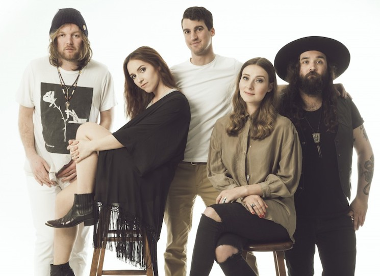 Twin River Announce Canadian Tour