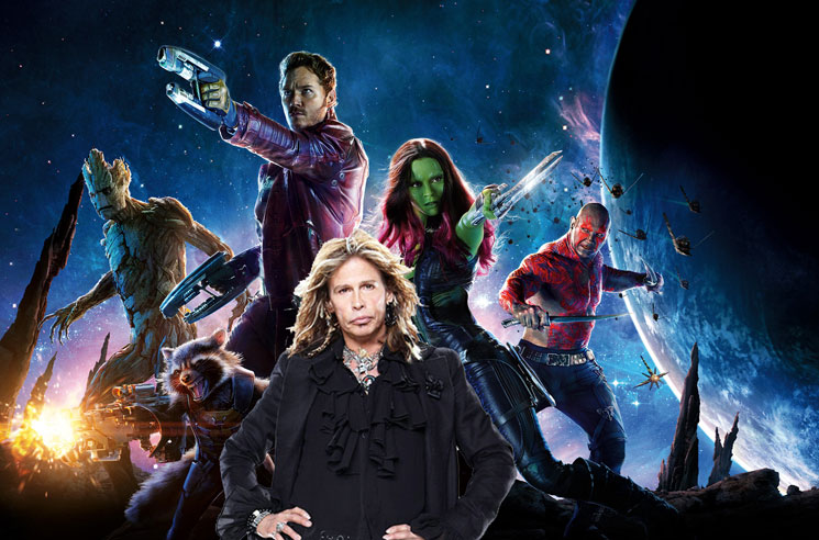 Steven Tyler Could Be in the Next 'Guardians of the Galaxy' Film
