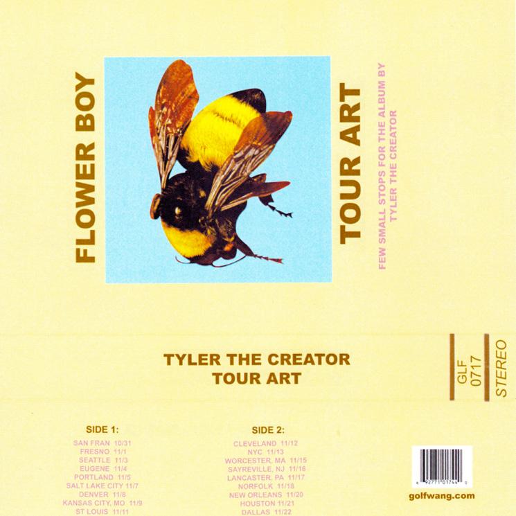 "Tyler, the Creator Remixes JAY-Z's ""4:44,"" Plots Fall Tour"