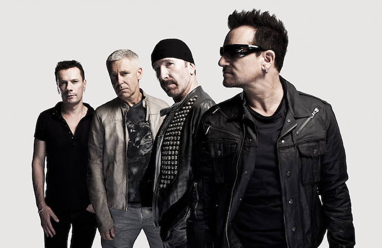 "U2 ""What's Going On"" (Marvin Gaye cover)"