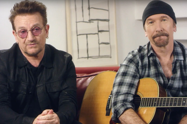 U2 Get Punny in Offering Fans a Chance to Attend Private Concert