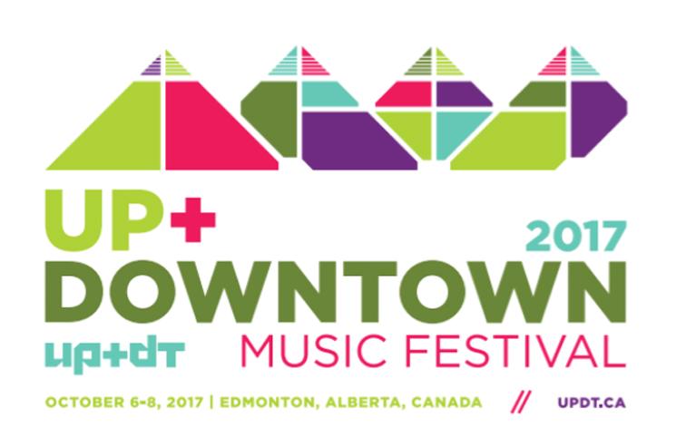 Edmonton's Up + Downtown Music Festival Reveals Initial 2017 Lineup