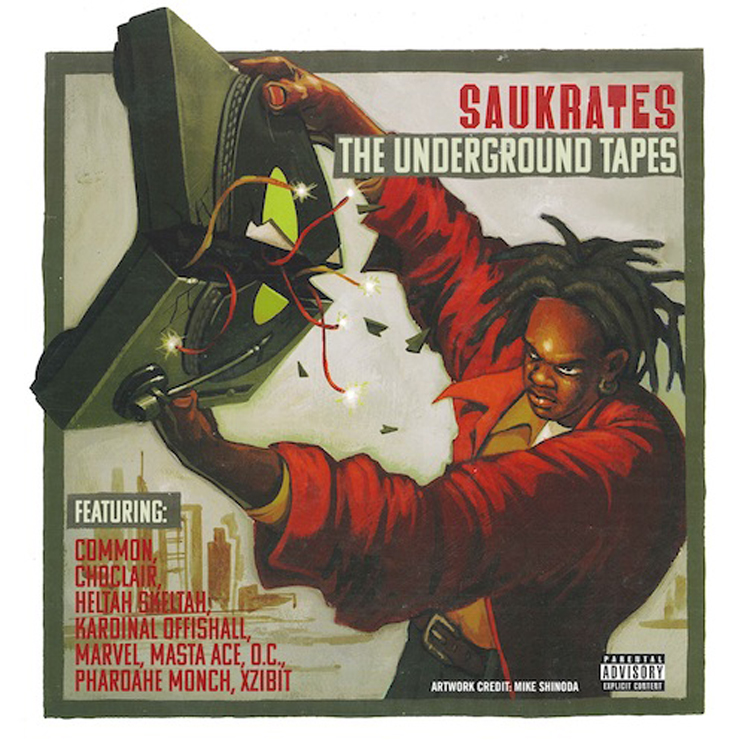 Saukrates Unveils Expanded Reissue of 'The Underground Tapes'