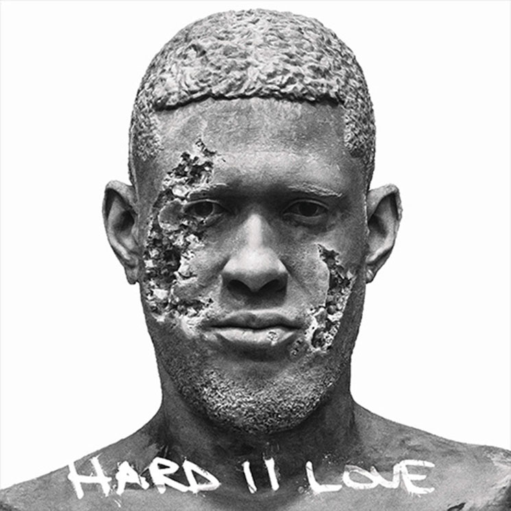 Usher Unveils 'Hard II Love' LP