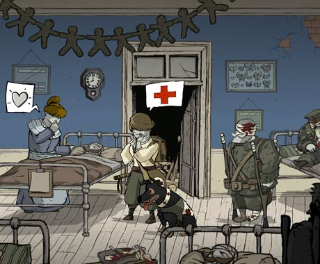 Clear Eyes. Valiant Hearts. Can't Lose. What Are War Games Good For?