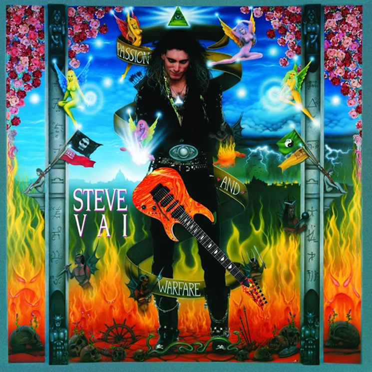 Steve Vai Brings 'Passion and Warfare' Anniversary Tour to Canada