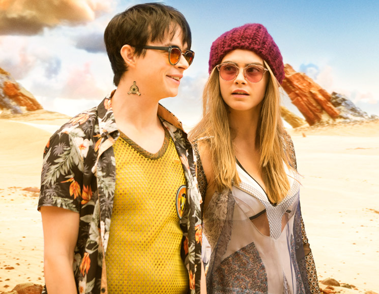 Valerian and the City of a Thousand Planets Directed by Luc Besson