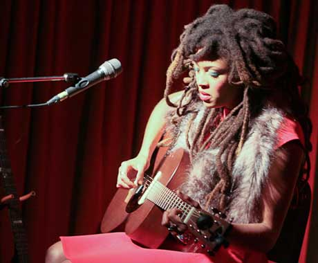 Valerie June / Michael Rault Drake Underground, Toronto ON, October 18