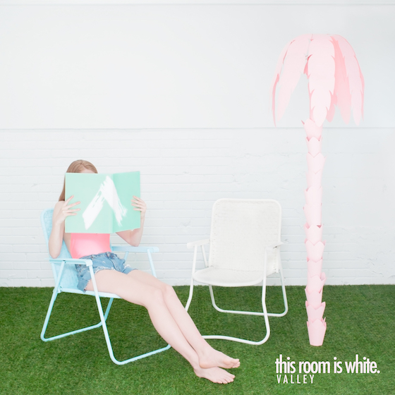 Valley 'This Room Is White' (EP stream)