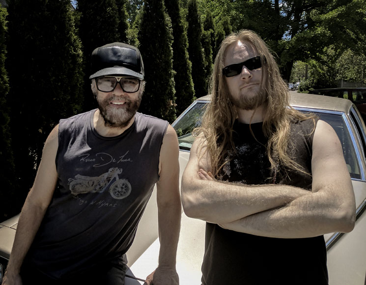 Venetian Snares and Daniel Lanois Are From Worlds So Different, They Decided to Make Their Own