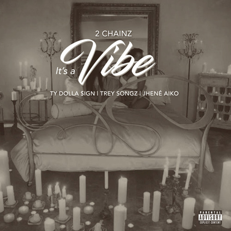 "2 Chainz ""It's a Vibe"" (ft. Ty Dolla $ign, Trey Songz & Jhené Aiko) / ""Smartphone"""