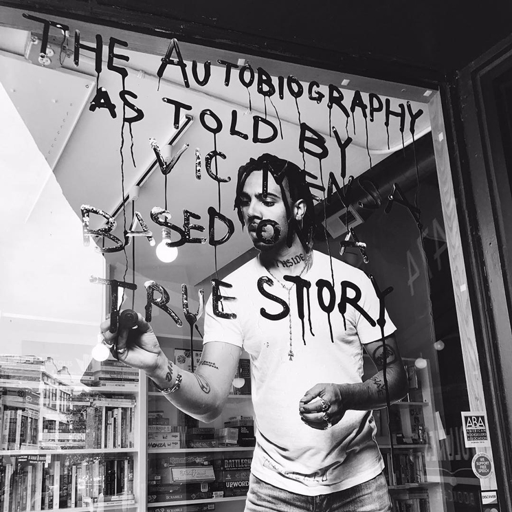 Vic Mensa Announces 'The Autobiography' LP