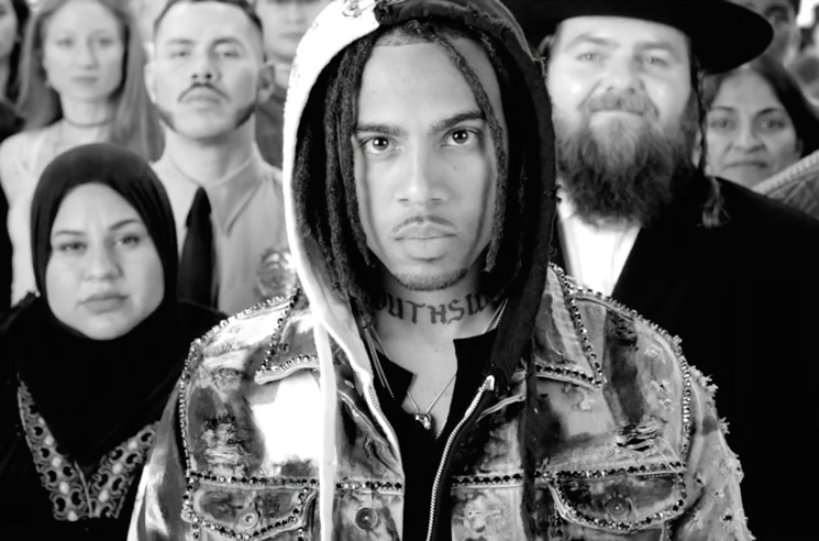 "Vic Mensa ""We Could Be Free"" (ft. Ty Dolla $ign) (video)"