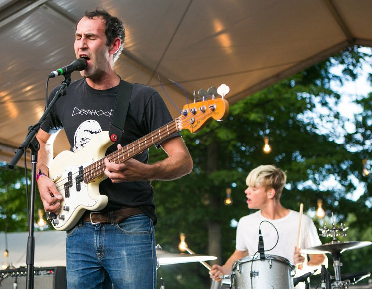 Viet Cong WayAway Stage, Oro-Medonte, ON, July 24