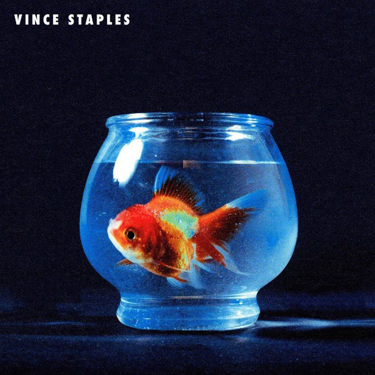 Vince Staples to Release His New 'Big Fish Theory' Album This Week