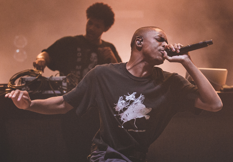 Vince Staples' New Album Is Titled 'Big Fish Theory'