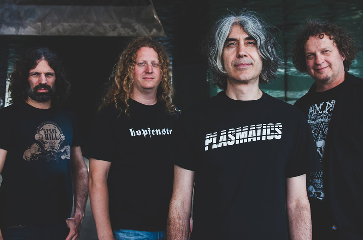 Voivod Announce 'The Wake' LP