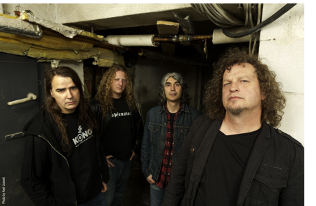 Voivod Away Mission