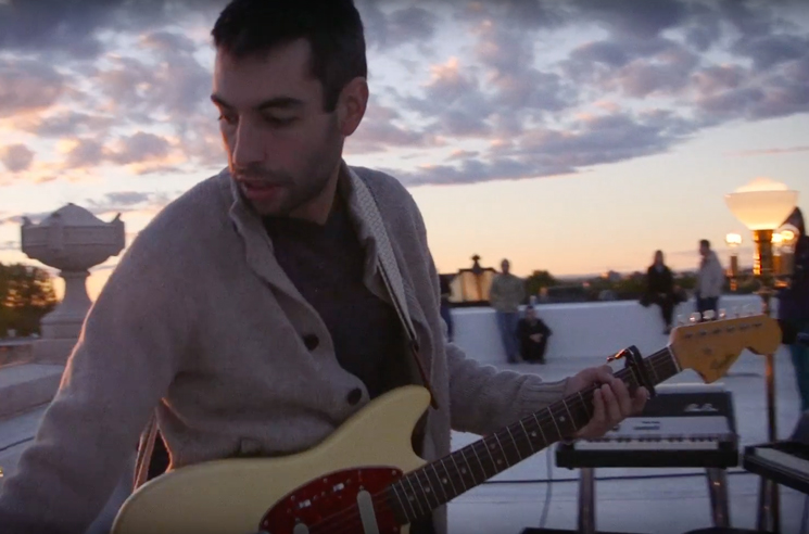 "Leif Vollebekk ""Twin Solitude"" (video)"