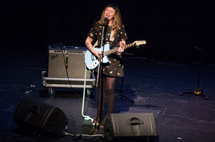 Waxahatchee Spatz Theatre, Halifax NS, July 9