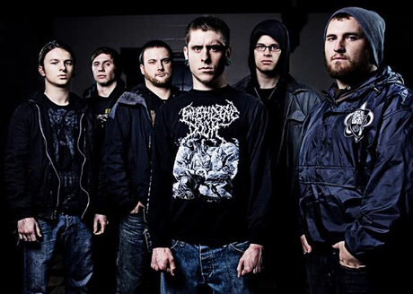 "Whitechapel ""Breeding Violence"" (video)"