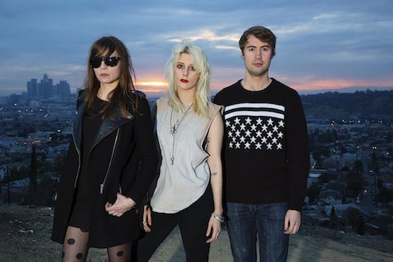White Lung Announce North American Dates with Refused