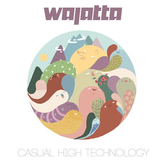 John Tejada and Reggie Watts Detail Debut LP as Wajatta