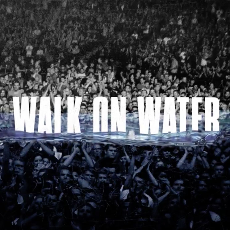 "Eminem and Beyoncé Team Up for ""Walk on Water"""
